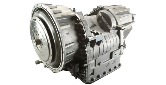 La transmisión 'Allison TC10 TM' para cabezas tractoras ya está disponible para los pedidos de Navistar