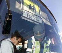 La seguridad del transporte escolar es el objetivo de la nueva campaña de la Dirección General de Tráfico