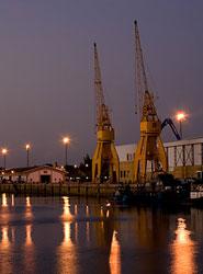 Onubaport Logistic consigue la concesión para crear una terminal logística en el Puerto de Huelva