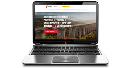 Stoneridge Electronics pone en servicio su nueva página web con contenidos más fáciles y dinámicos