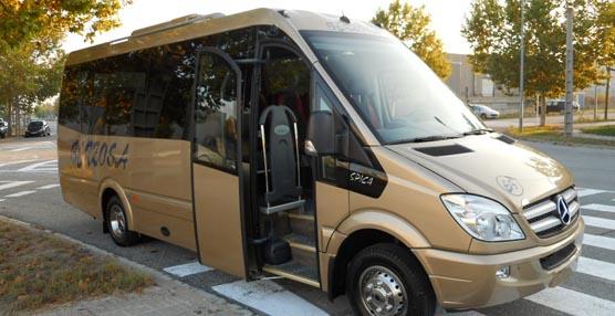 Autocares Berzosa adquiere un Spica sobre chasis de Mercedes-Benz de Car-bus.net