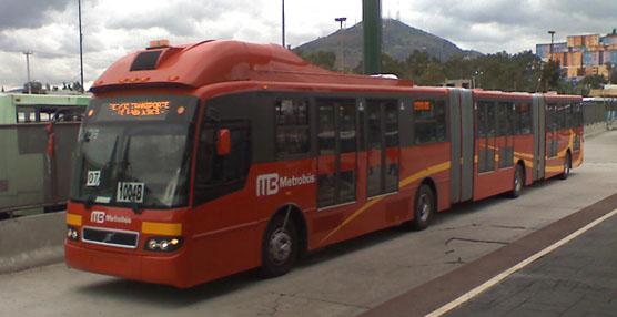Inicia sus operaciones la nueva L5 de Metrobús en México con 19 autobuses articulados Volvo