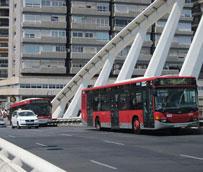 El presupuesto de la EMT de Valencia para 2014 baja un 0,8% hasta los 98,7 millones