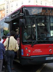 El Tribunal Superior de Justicia de Aragón confirma el ERE de la empresa de autobuses de Zaragoza, AUZSA