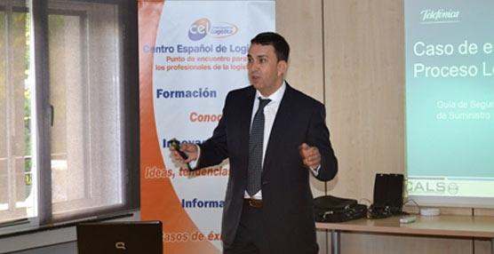 El Centro Español de Logística presenta una guíade seguridad de la información en la cadena de suministro