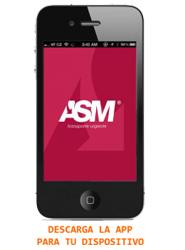 ASM Red lanza la última versión de su nueva aplicación para smartphone basada en la funcionalidad y el diseño