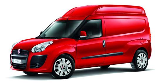 Fiat Professional presenta el nuevo Doblò Cargo Natural Poweren Ecomondo