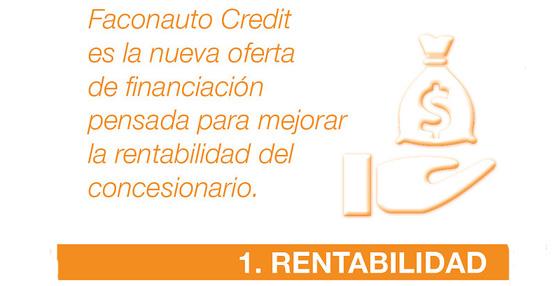 Faconauto anuncia la creación de Faconauto Credit para financiar vehículos usados y operaciones de posventa