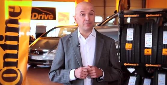 Continental avisa del peligro de utilizar neumáticos gastados en invierno en su nueva campaña