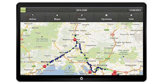 TimoCom ofrece desde Junio una aplicación de seguimiento de sistemas telemáticos integrada en una plataforma