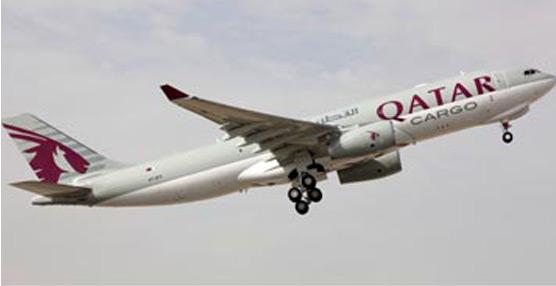 Qatar Airways Cargo lanza cuatro nuevas rutas de transporte de mercancías a Beirut, Madrid, París y Tbilis