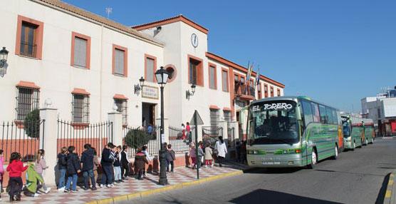 El autobús urbano de Gelves dejará de ser gratuito a partir de enero de 2014