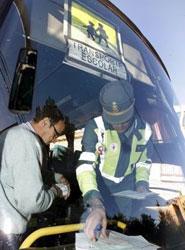Más de 4.000 vehículos dedicados al transporte escolar y de menores han sido controlados por la DGT.