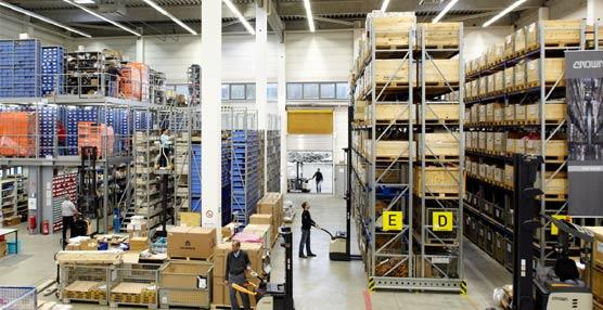 Crown traslada su sistema de gestión de flotas 'InfoLink' a la nube para ofrecer una mayor flexibilidad a sus clientes