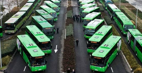 Parla insta al Consorcio de Transportes a restablecer los horarios de autobuses