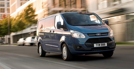 Ford consigue su mayor cuota de vehículos comerciales medios gracias a la nueva Transit Custom