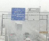 Comienza la Campaña de Vialidad Invernal 2013-2014 en la Red de Carreteras del Estado