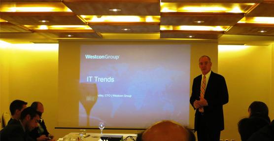 Los mayoristas de soluciones TI Afina, aWGc y Westcon presentan su futura estrategia global tecnológica