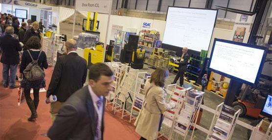 El Salón de logística 'Logistics 2013' cierra con éxito de visitantes y expositores su tercera edición en Madrid