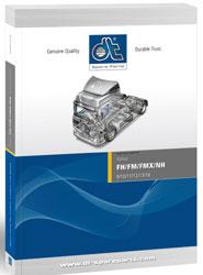 Volvo publica el nuevo catálogo de recambios adecuados para los modelos FH/FM/FMX/NH