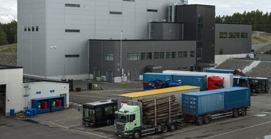 Scania construye un túnel de viento para someter a los vehículos a pruebas climáticasy acelerar el desarrollo de nuevas tecnologías