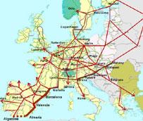 El PE aprueba las redes prioritarias de transporte de la UE hasta 2020, entre las que están los Corredores Mediterráneo y Atlántico