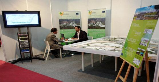 La Plataforma CentralIberum se presenta en Logistics 2013 como el único 'eco-polígono' industrial en España