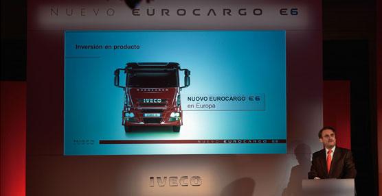 La embajada de Italia en Madrid acoge la presentación del Iveco Eurocargo Euro 6