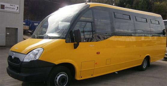 INDCAR entrega 14 unidades del modelo WING SCUOLABUS al mercado italiano
