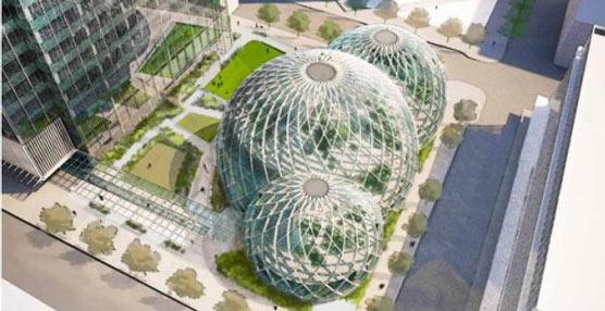 Goodman construye para Amazon el mayor espacio logístico de Polonia con una planta de 95.000 metros cuadrados