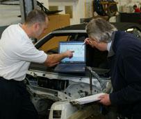 El coste medio de las reparaciones en los talleres cae un 5% en los últimos tres años, según estudio de Audatex