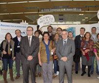 CRTM facilita a los usuarios del transporte público colaborar en la acción de Manos Unidas '24 horas que mueven el mundo'