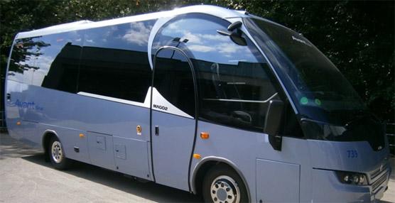 INDCAR entrega dos unidades del Mago 2 VIP para el confort de los pasajeros a la empresa Canals