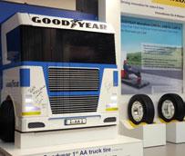 Goodyear Dunlop celebra la propuesta europea que impulsa camiones más aerodinámicos y seguros
