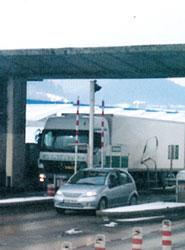 ASTIC respalda la posición de Fomento de no aplicar nuevos peajes a los camiones.