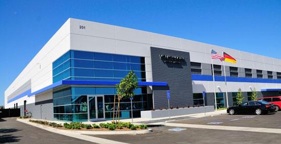 Centro de I+D de Volkswagen en California (Estados Unidos).
