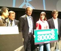 Moovit gana el premio a la Mejor Aplicación Móvil en el certamen Open Cities 2013