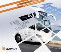 La nueva división del Grupo Azimut Electronics nace para ofrecer soluciones innovadoras para autobuses
