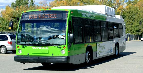 El Grupo Volvo y la empresa de transporte público de Montreal apuestan por el transporte colectivo eléctrico