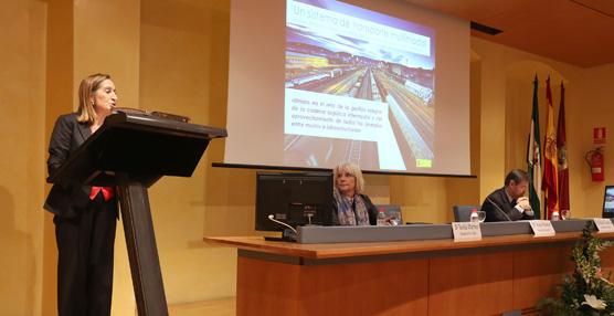 Pastor presenta una renovada Estrategia Logística para aumentar la competitividad de la industria