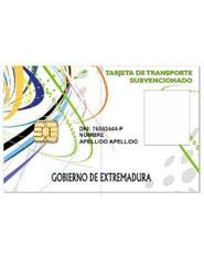El Gobierno de Extremadura expide 2.000 Tarjetas de Transporte Subvencionado para jóvenes de la región