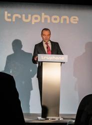Óscar Ortega, director para España de Truphone.