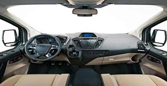 El nuevo Ford Tourneo Connect obtiene la calificación de cinco estrellas de la autoridad de pruebas de choque 'Euro NCAP'