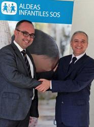 DHL Freight firma un acuerdo con Aldeas Infantiles SOS para formar parte de la plataforma 'Constructor del Futuro'