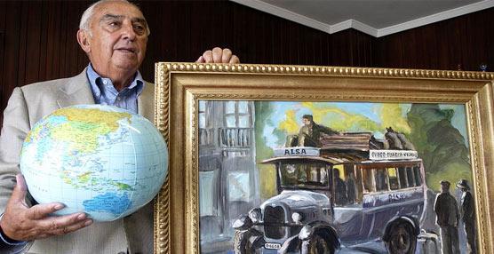 José Cosmen, impulsor de Alsa, muere en un hospital de Oviedo tras ingresar por una grave enfermedad