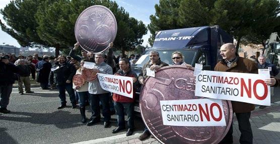 Navarra suprimirá el 'céntimo sanitario' sobre los carburantes en 2014, comenzando los trámites en Enero