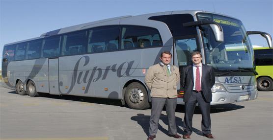 Alsa instala en 470 de sus autobuses el sistema telemático de control y gestión de flotas 'FleetBoard'