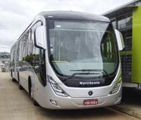 Daimler suministra 500 autobuses Mercedes-Benz para el sistema de transporte rápido de Belo Horizonte (Brasil)