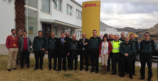 DHL Express potencia la colaboración con la Guardia Civil y su programa COOPERA