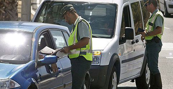La DGT incrementa los controles de alcohol y drogas entre los conductores esta semana